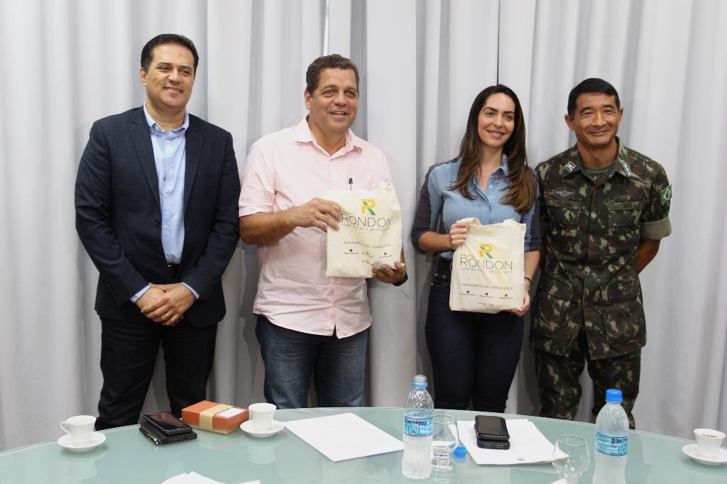 Projeto Rondon: Governo do Acre e Ministério da Defesa firmam parceria para beneficiar doze municípios