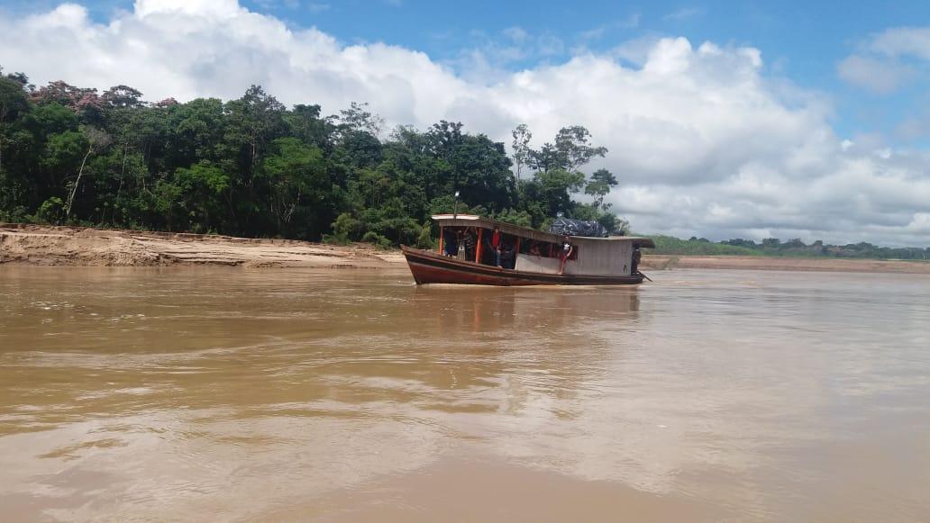 Corpo de Bombeiros emite parecer sobre novo meandro do rio Juruá