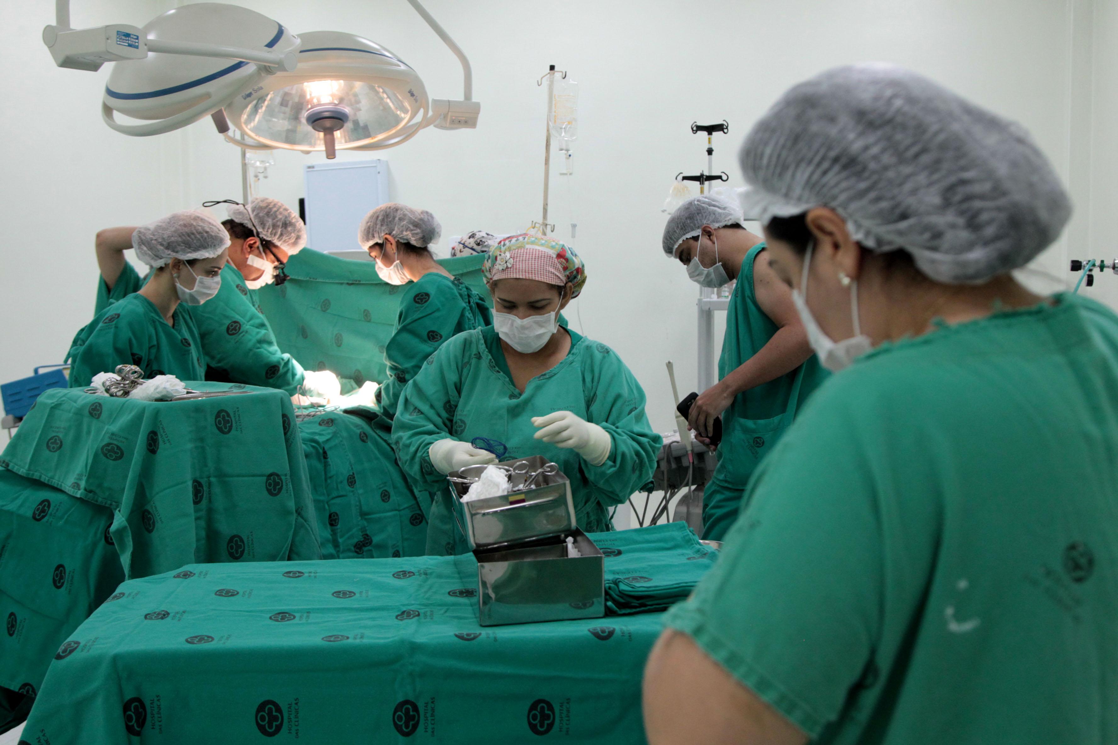 Primeira cirurgia bariátrica por imagem foi realizada na Fundhacre