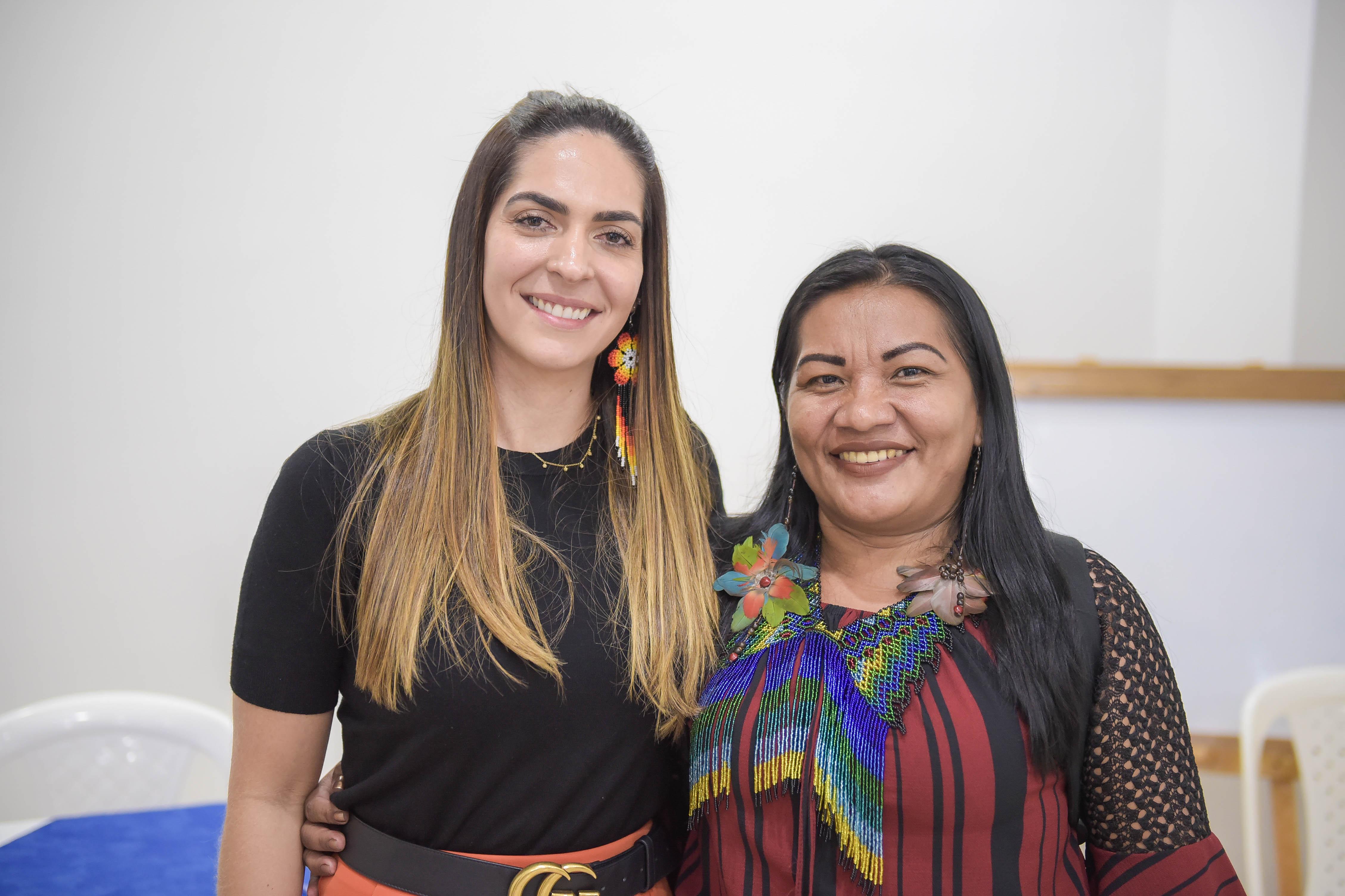 Ana Paula Cameli abre diálogo sobre indígenas e mulheres na agenda do GCF 2019