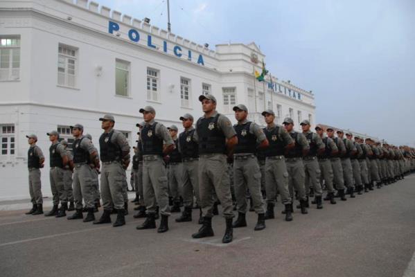 Mais de 240 policiais extras farão a segurança durante o Carnaval em Rio Branco