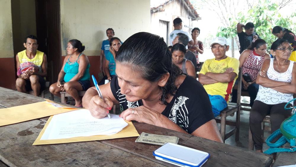 Governo e Incra fomentam crédito para 80 famílias produtoras no Bujari