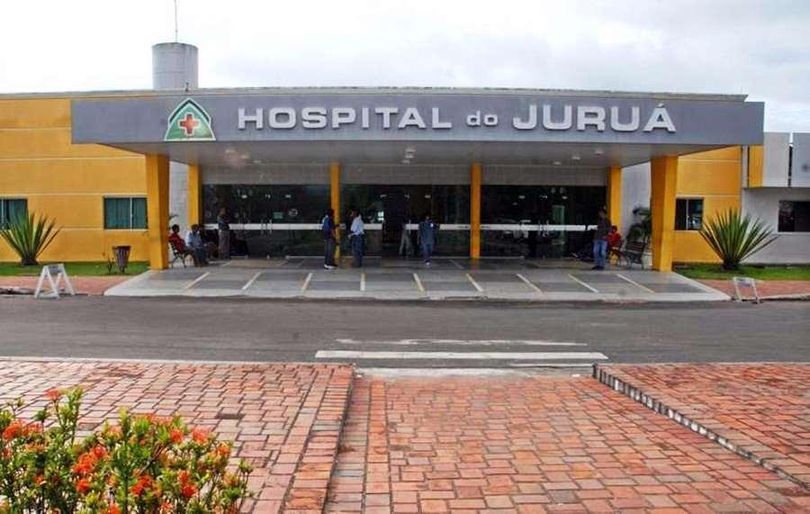 Hospital do Juruá registra o falecimento de mais uma vítima de acidente em barco