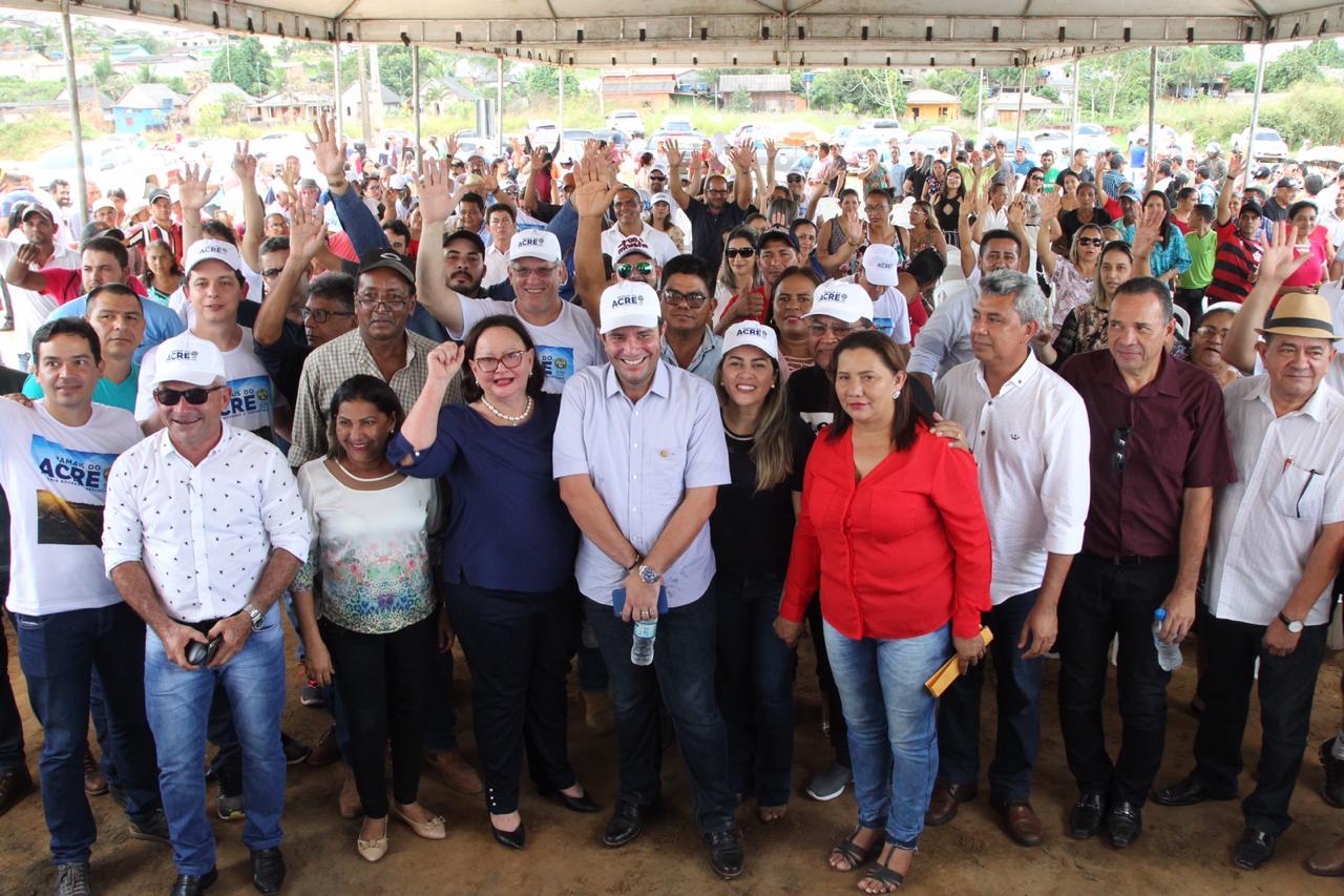 No Alto Acre, Governo garante recuperação de 2,6 mil quilômetros de ramais
