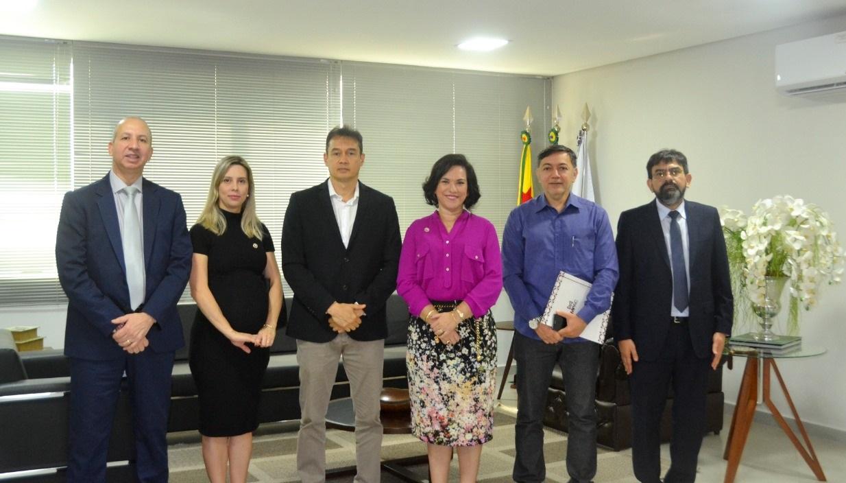 Segurança e MPAC se unem para combate ao crime organizado