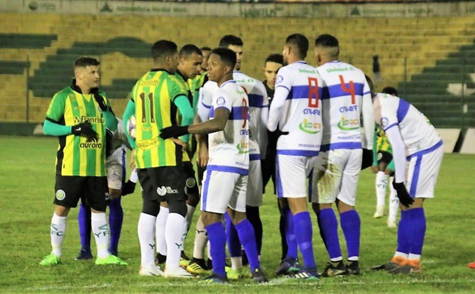 """Atlético Acreano fica em situação complicada na série """"C"""""""