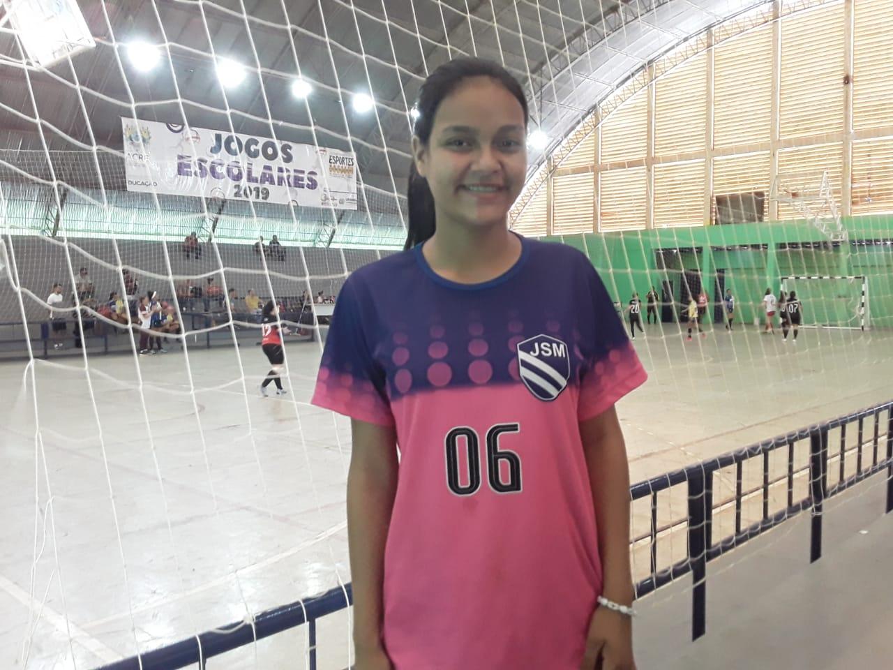 Fase regional dos jogos escolares começa com cinco partidas de futsal