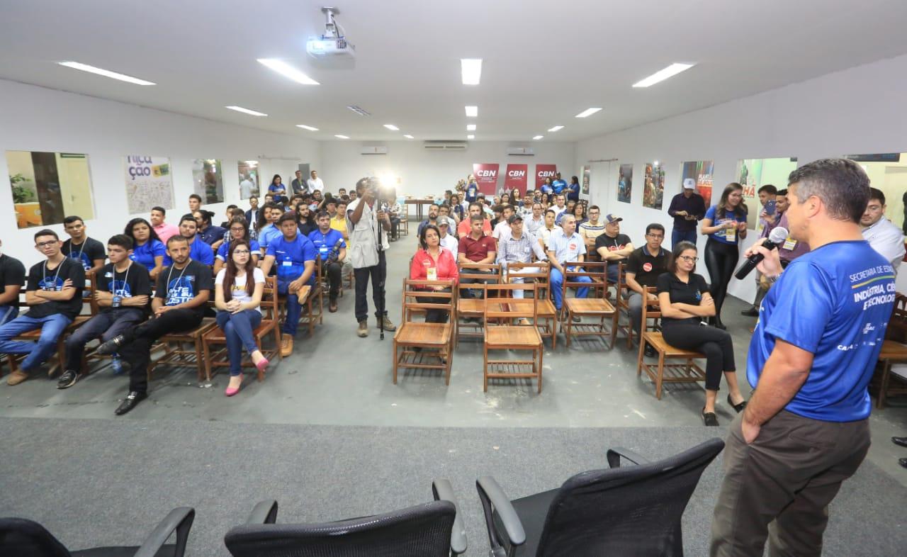 Evento na Expoacre realiza busca por soluções tecnológicas na prestação de serviços