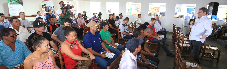 Ciclo de palestras na Expoacre impulsiona agronegócio no Acre