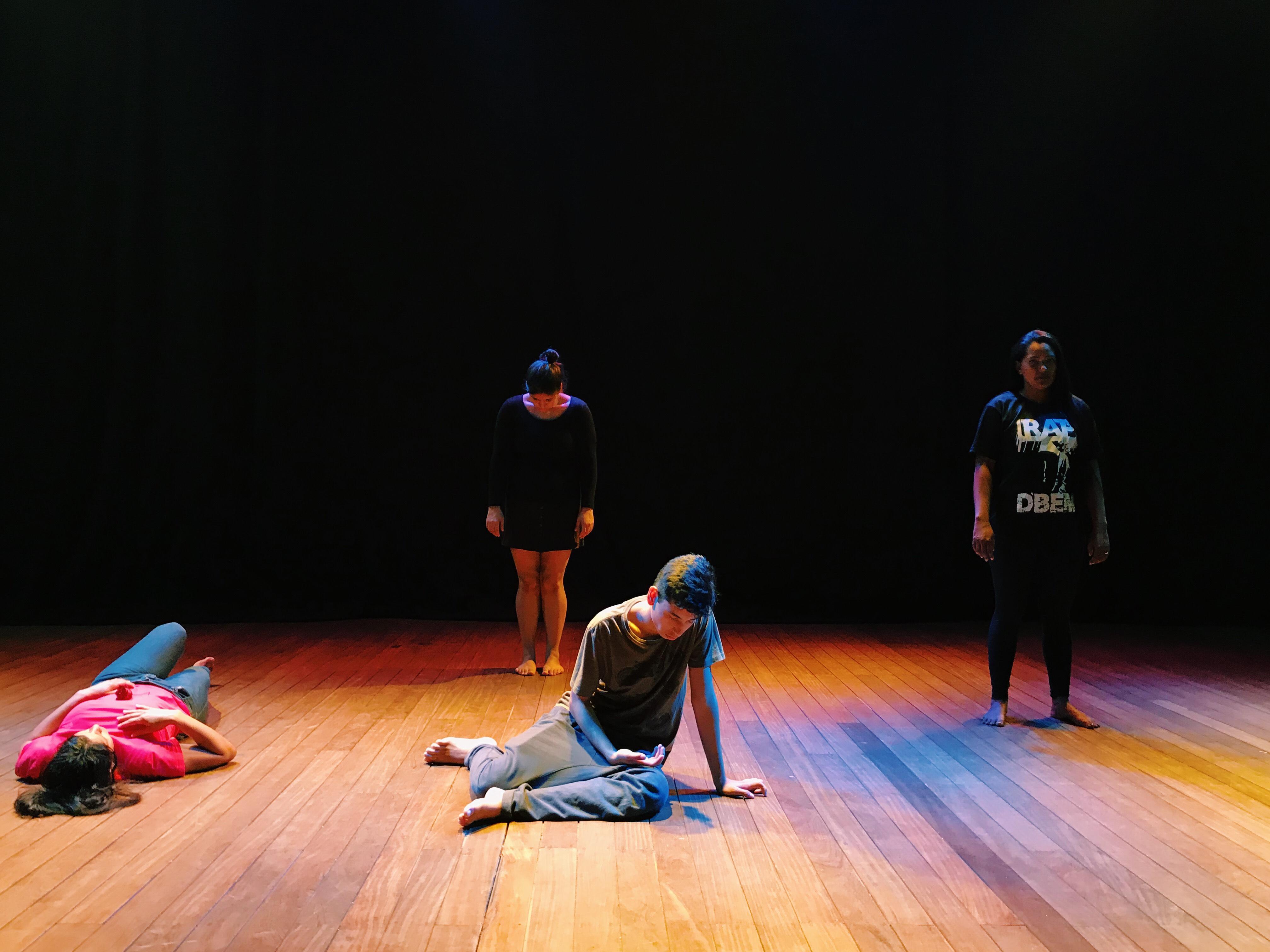 Curso de iniciação à linguagem teatral é ofertado pela Fundação Elias Mansour