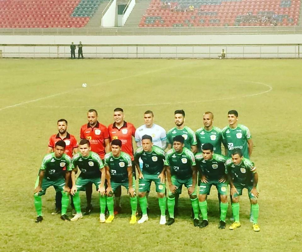 Em plena Arena da Floresta, Galvez é eliminado da Copa Verde