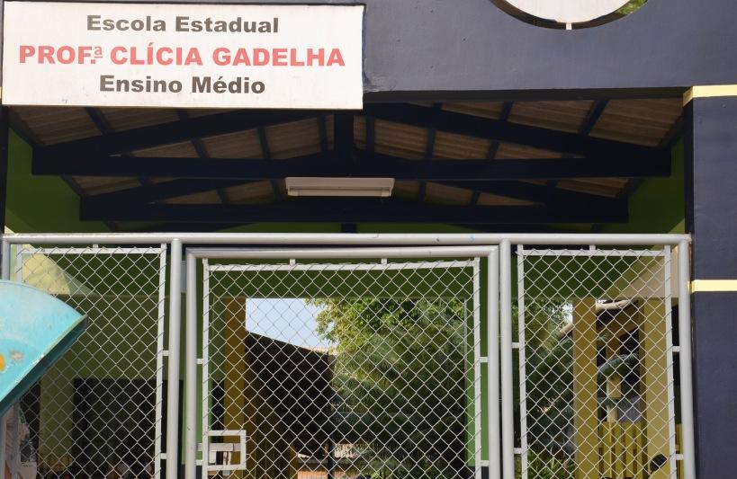 Educação providencia segurança à Escola Clícia Gadelha