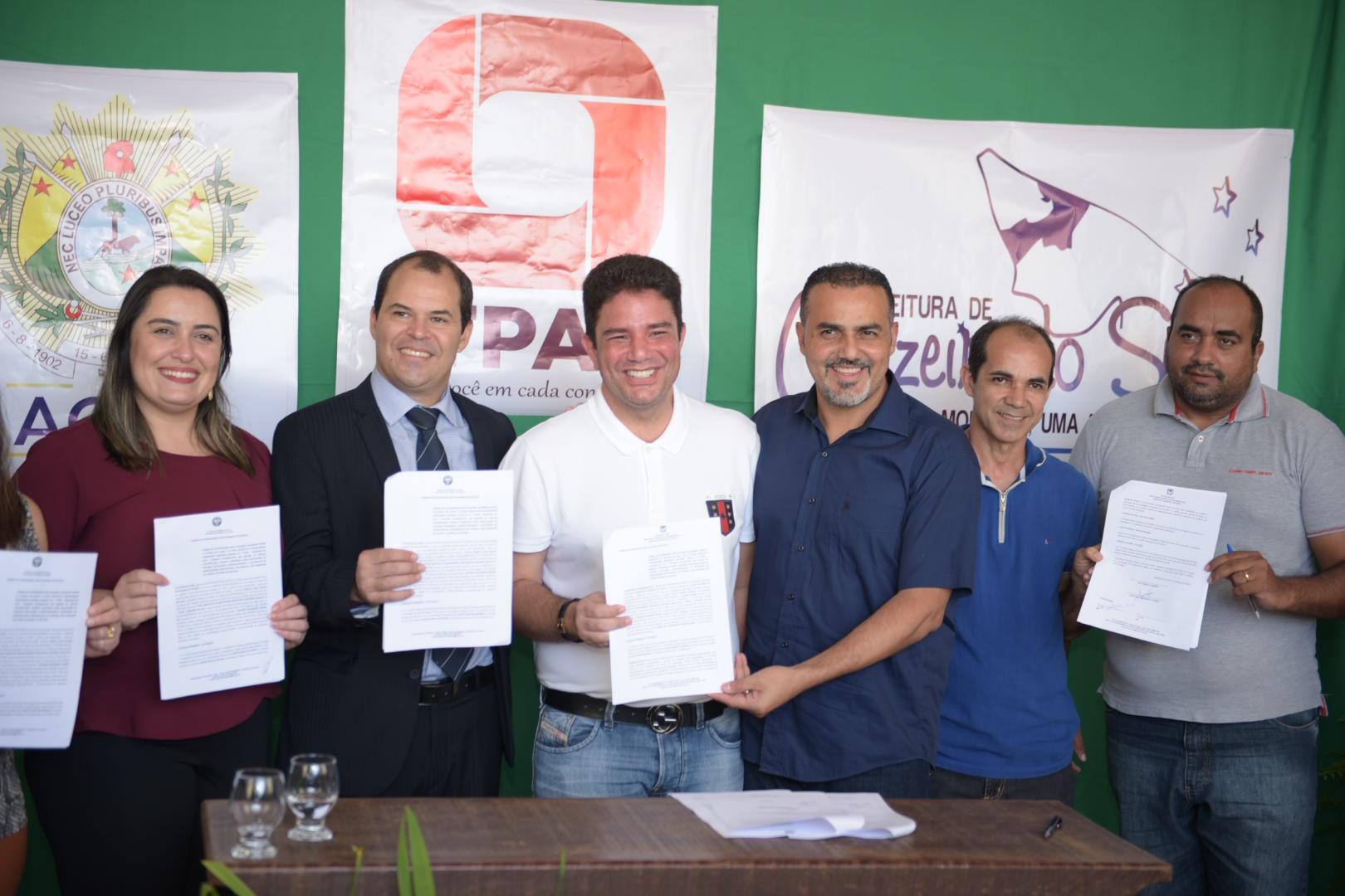 Estado firma termo de cooperação para estágios de futuros estudantes de Medicina no Juruá