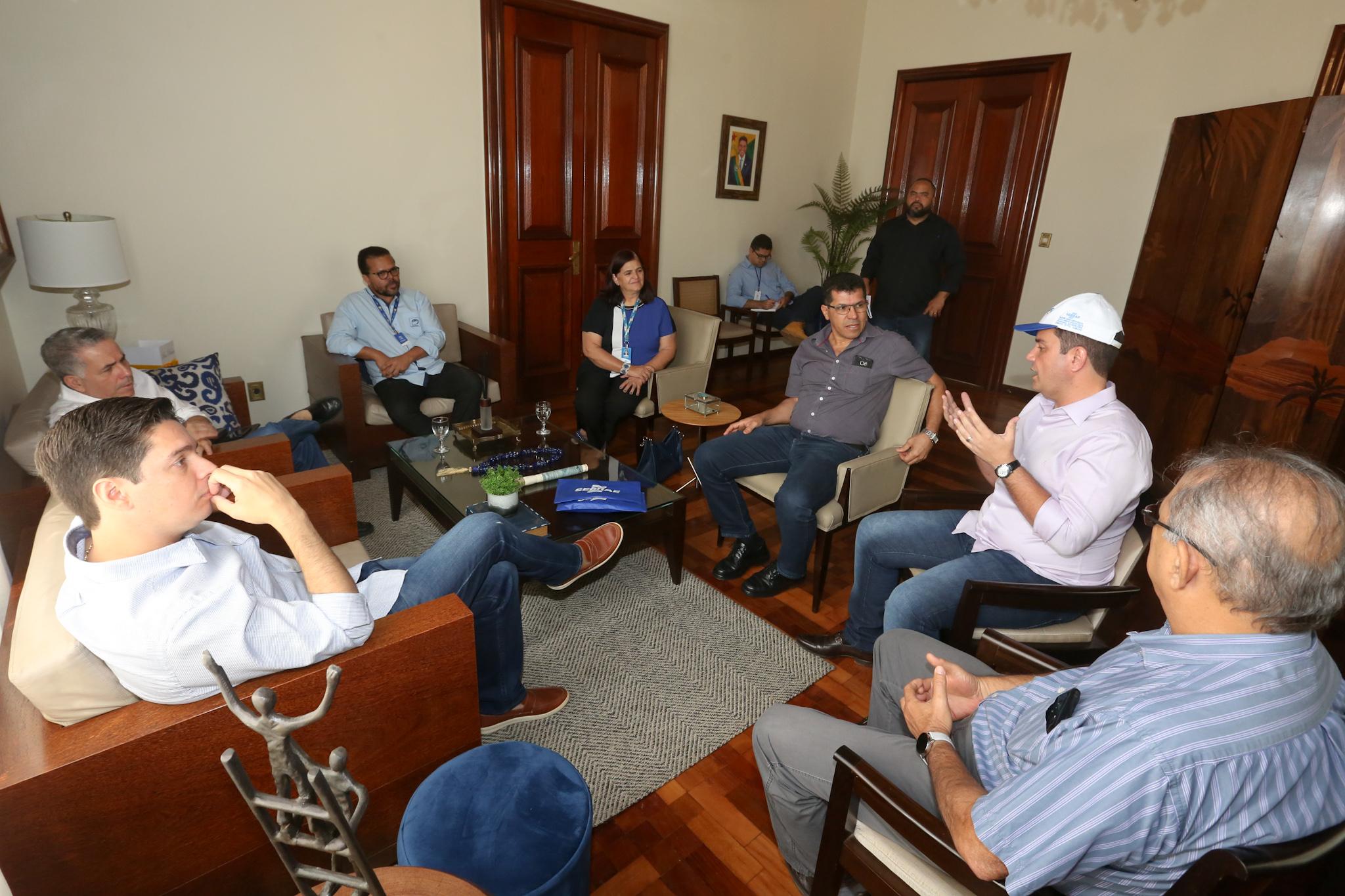 Gladson confirma presença no Congresso de Associações Comerciais e Empresariais do Acre