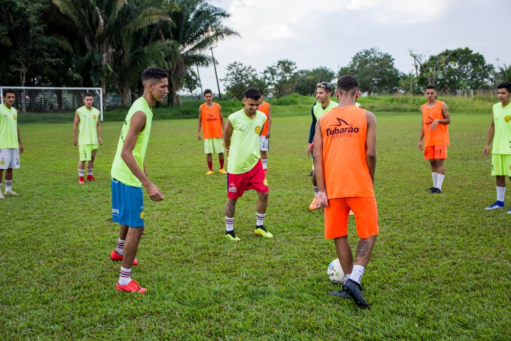 Galvez e Plácido de Castro decidem o primeiro turno do Sub-20 no sábado