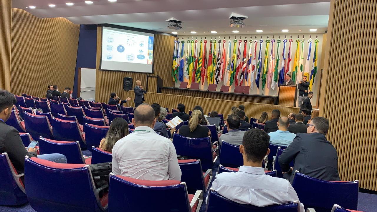 Estado participa do Seminário Nacional de Juventude em Brasília