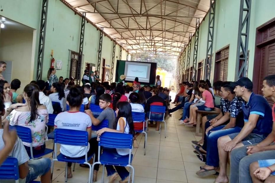 Governo leva ação educativa sobre uso de defensivos agrícolas para Acrelândia
