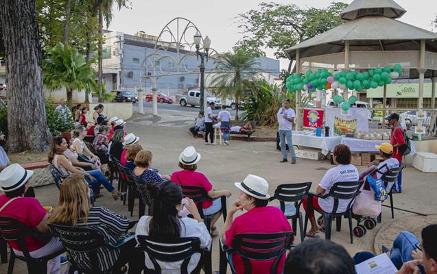 Secretaria de Assistência Social participa de Comemoração pelo Dia Nacional de Luta da População em Situação de Rua