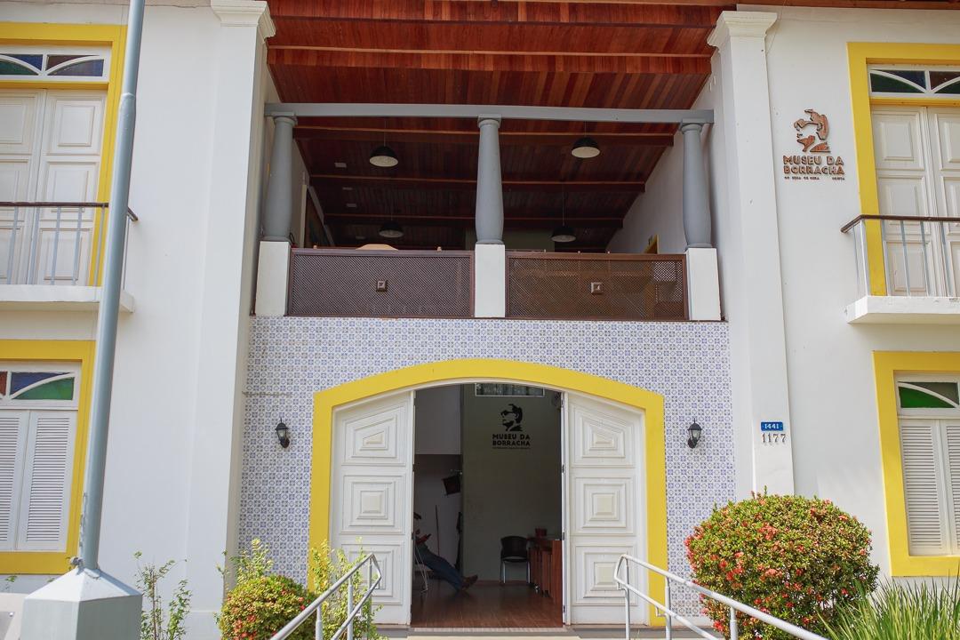 Museu da Borracha: A história do povo acreano