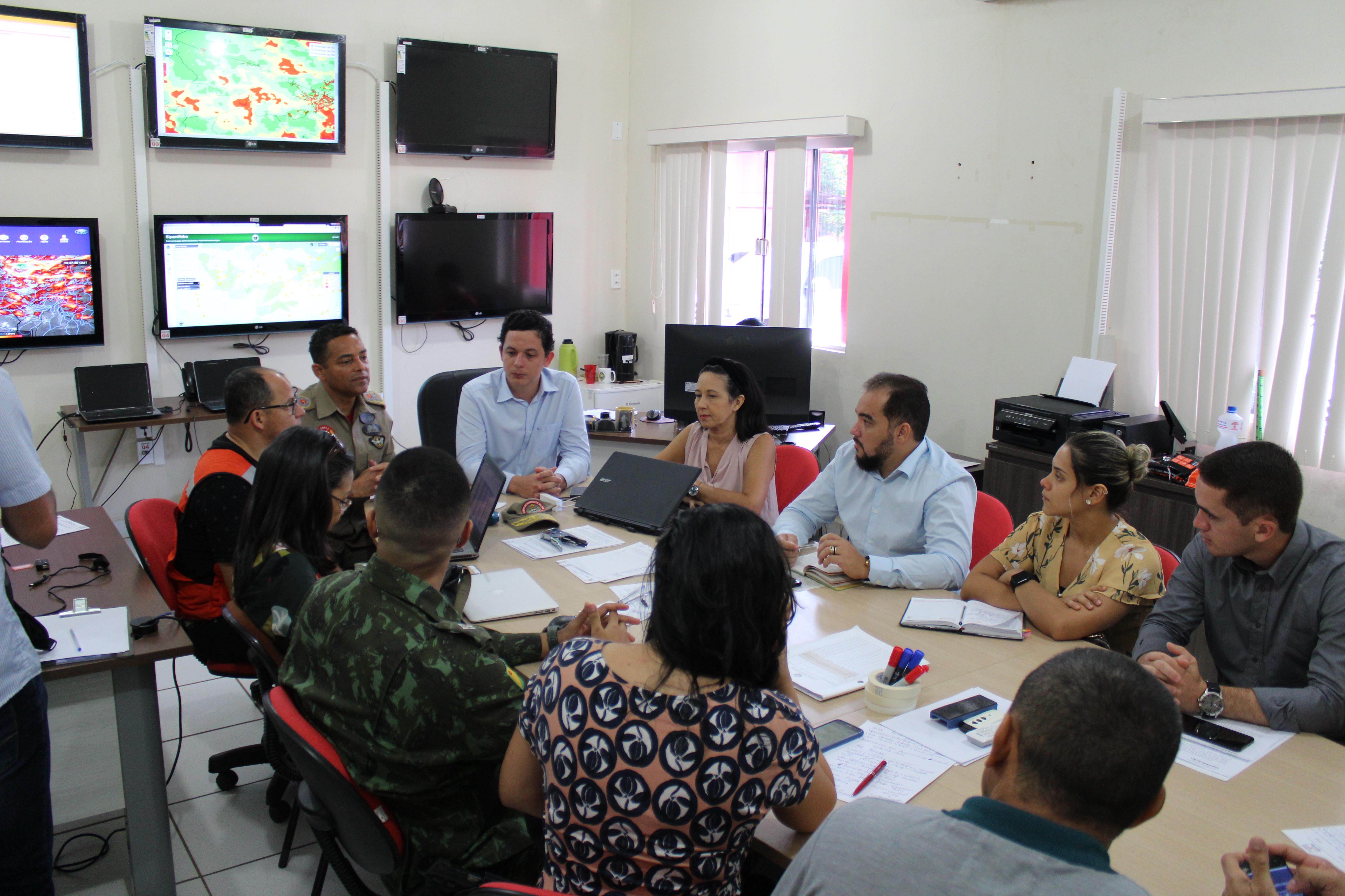 Comando e Controle do Acre atua em parceria com o Exército para garantir a ordem ambiental