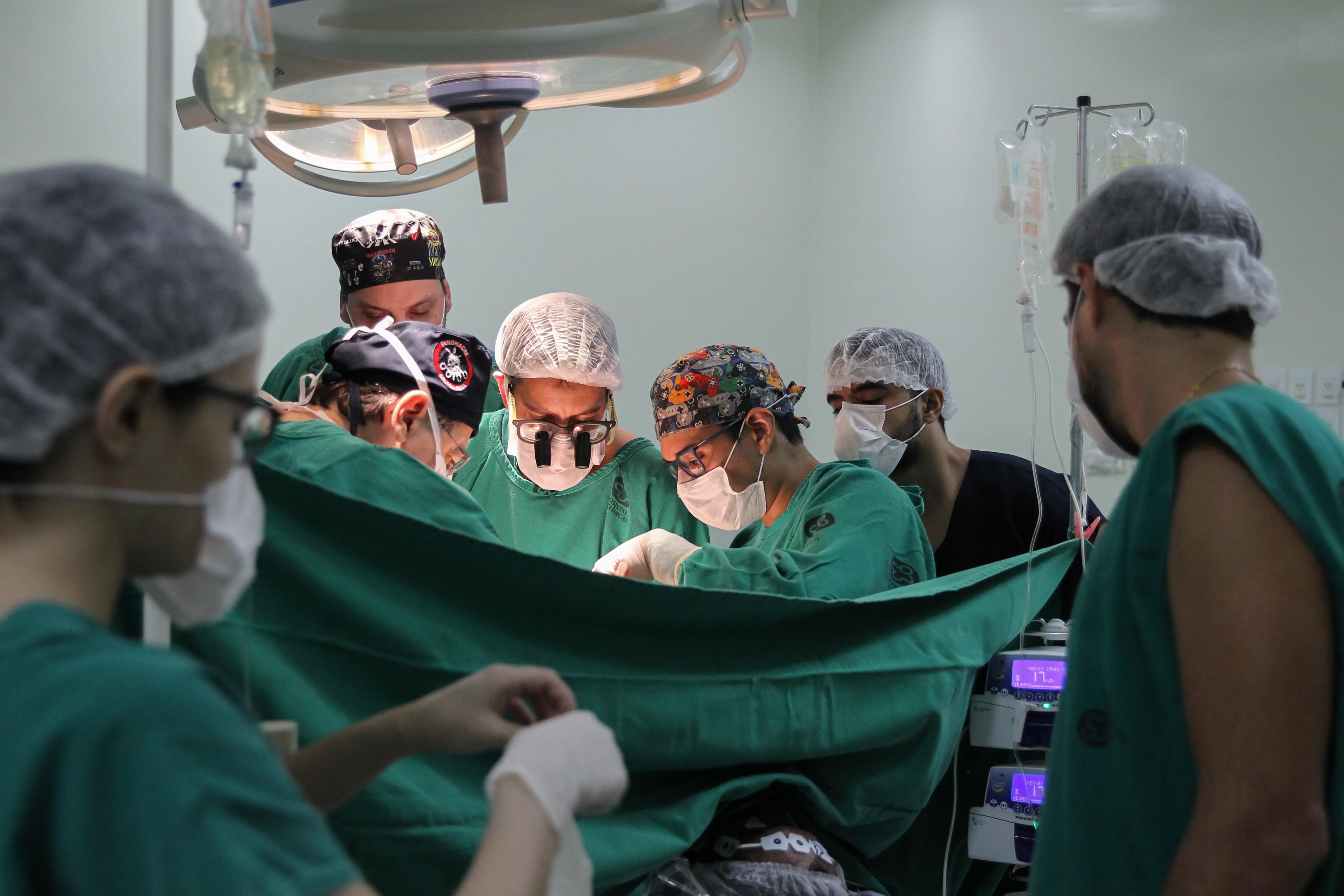 Fundação Hospitalar do Acre já realizou 25 transplantes bem-sucedidos em 2019