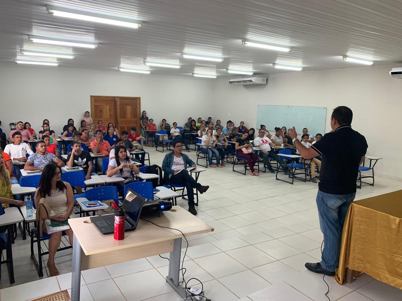 Sena Madureira recebe capacitação do projeto PlanificaSUS