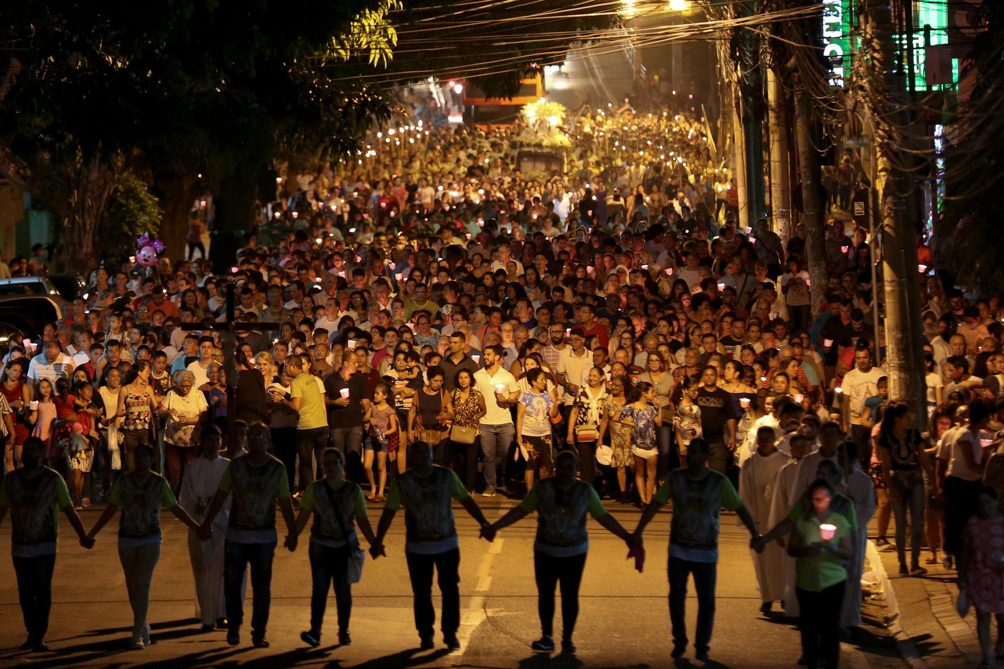 Governador participa dos festejos do Círio de Nazaré em Rio Branco