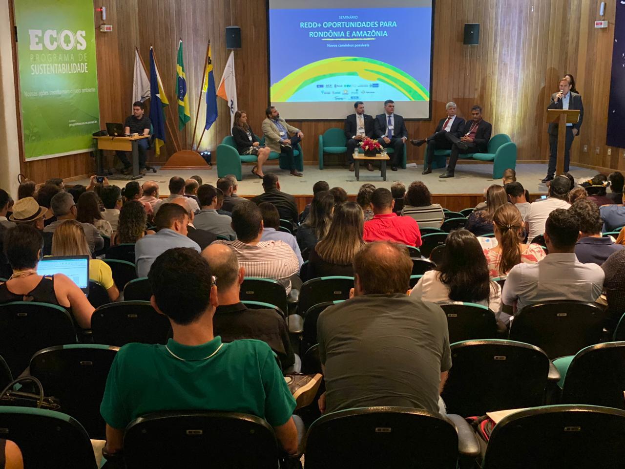 Acre debate valoração de ativos ambientais, em Rondônia