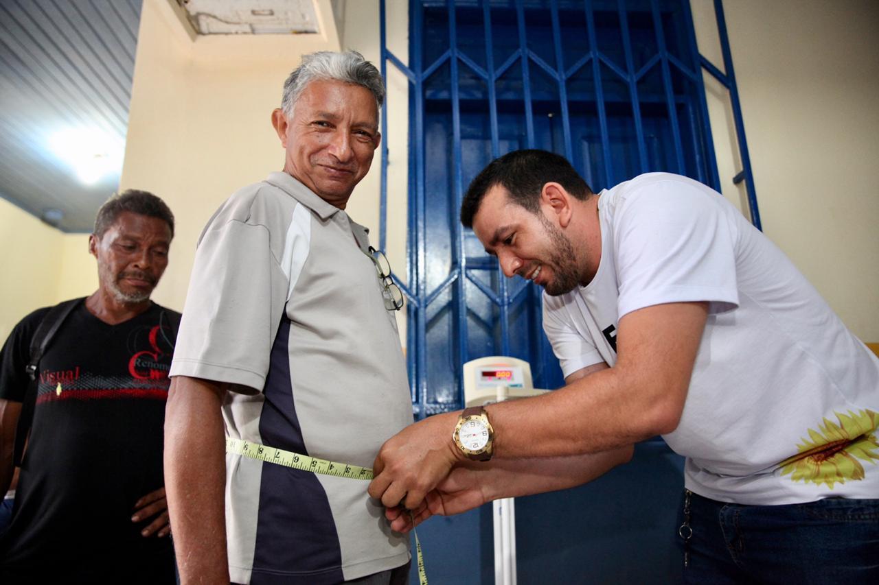 Vila Campinas recebe ação do Saúde Itinerante nesta sexta-feira