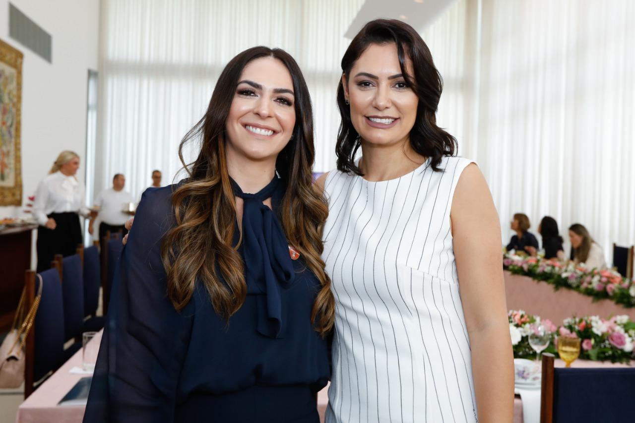 Programa Pátria Voluntária é discutido pelas primeiras-damas do Brasil