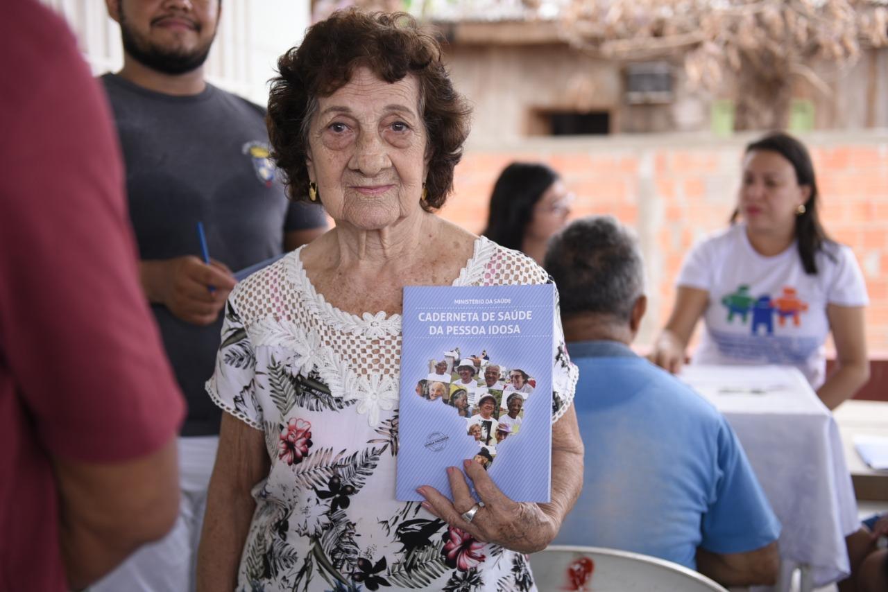 Saúde implanta projeto piloto para saúde do idoso