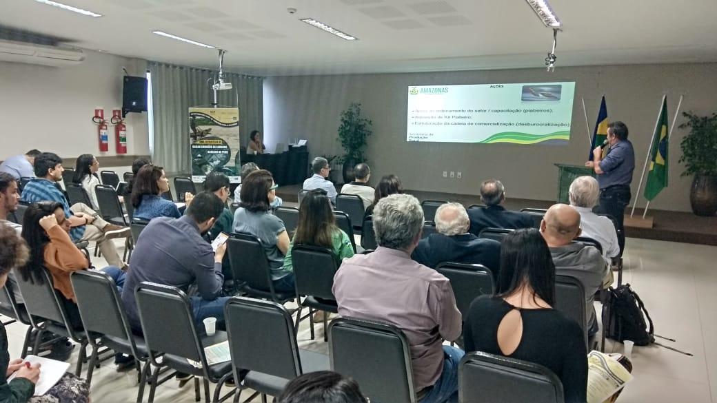 Acre participa das discussões sobre a estratégia da piscicultura de baixas emissões