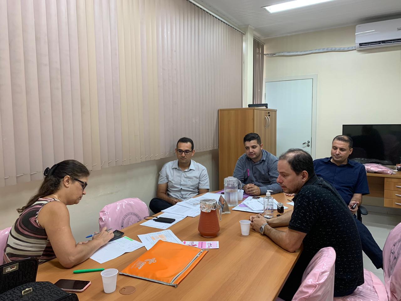 Saúde apresenta soluções para assistência nas unidades do Juruá
