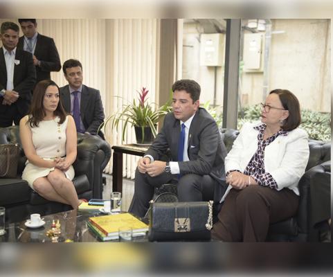 Gladson Cameli apresenta propostas para emendas de bancada a parlamentares federais