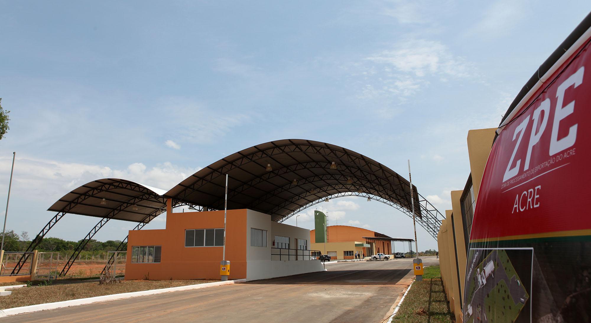 Funcionamento da ZPE com expertise internacional contribuirá para o desenvolvimento do Acre