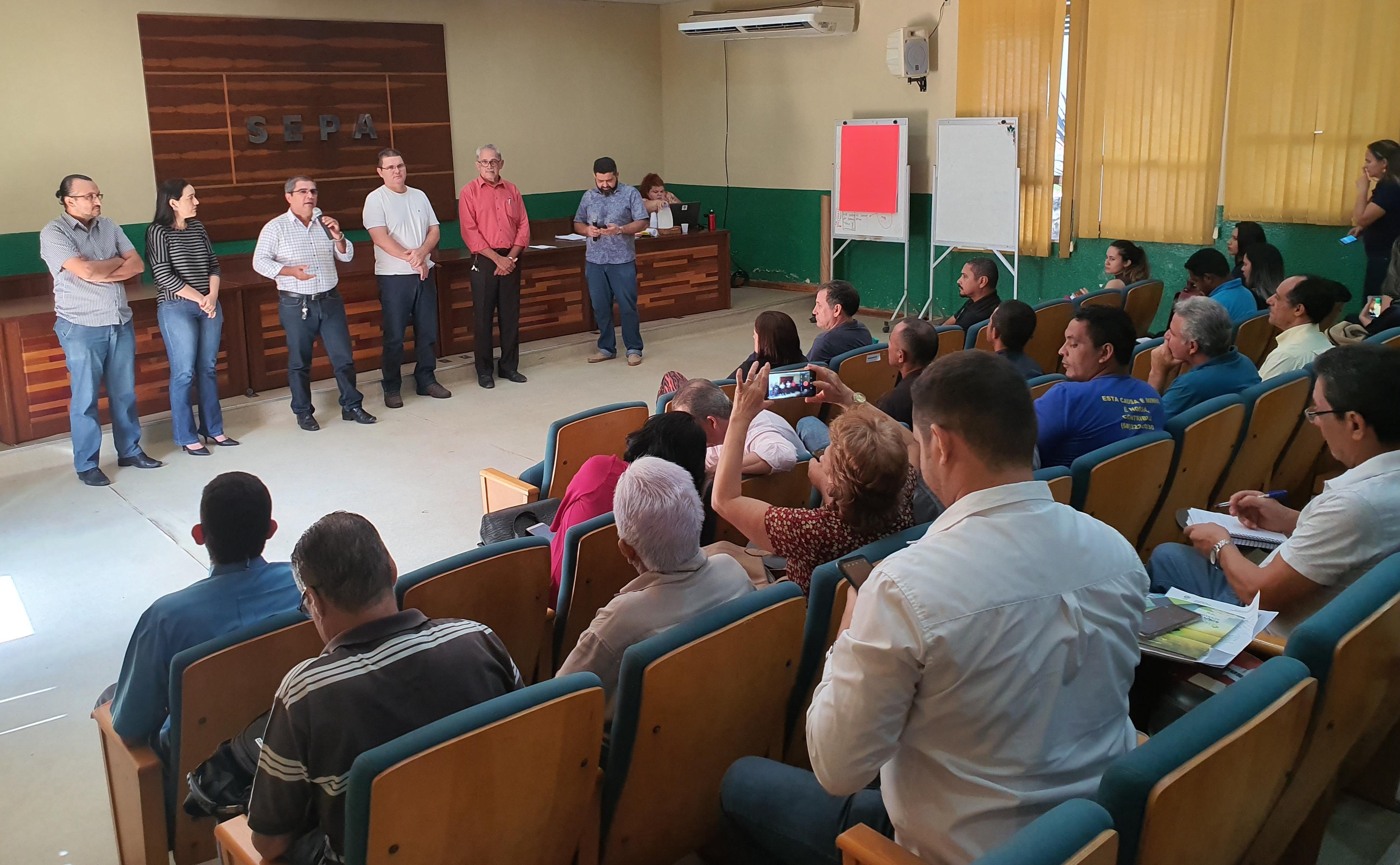 Governo do Estado realiza primeiro Encontro de Gestores de Casas de Farinha