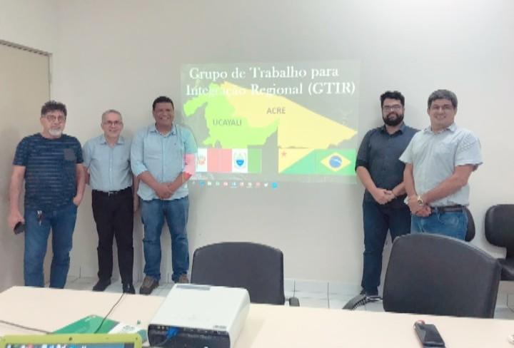 Cruzeiro do Sul e Pucallpa: Grupo de Trabalho realiza planejamento estratégico