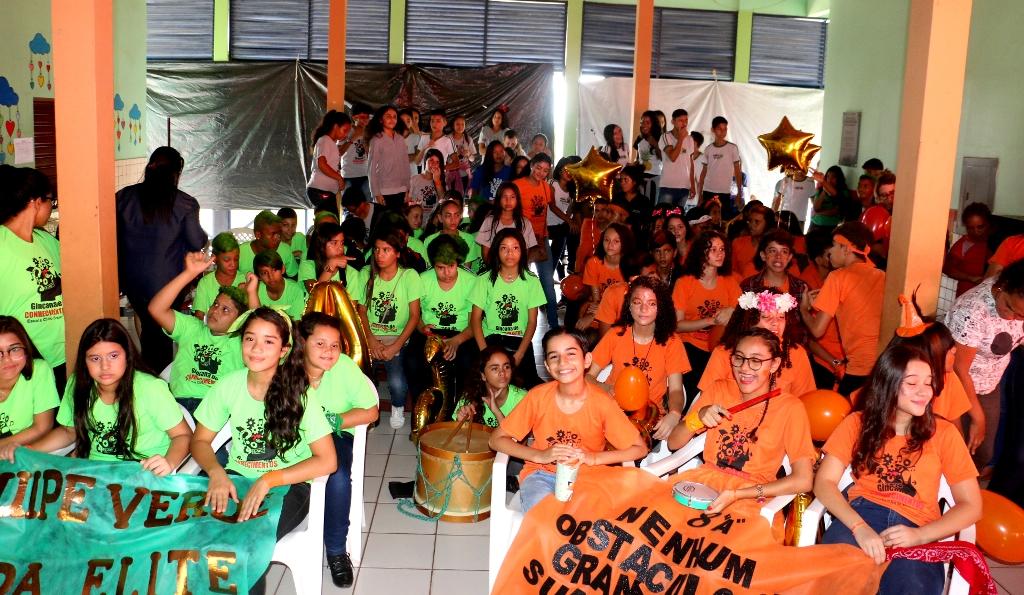 Gincana de conhecimentos promove ações sociais e solidárias no bairro Maria Iris