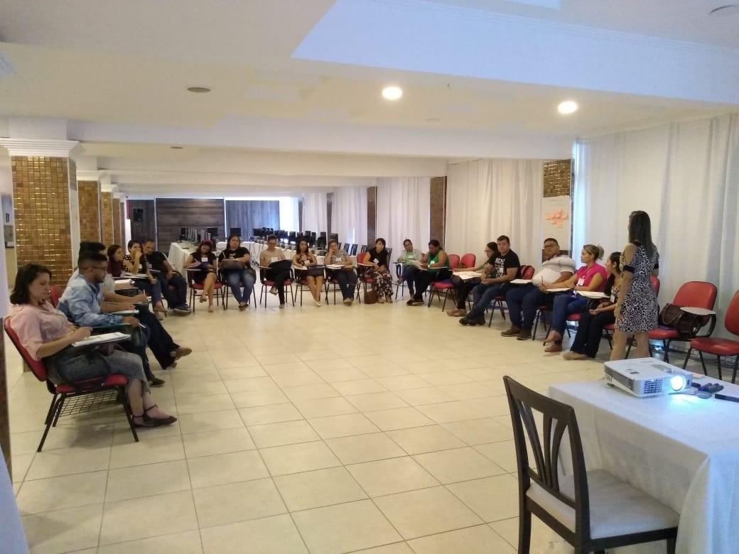 Profissionais participam de Capacitação de Gestão do Cadastro Único e Bolsa Família