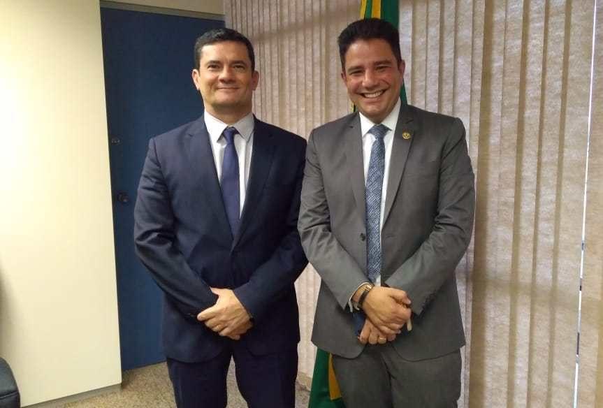 Governador e ministro Sérgio Moro entregam 127 viaturas no próximo dia 18