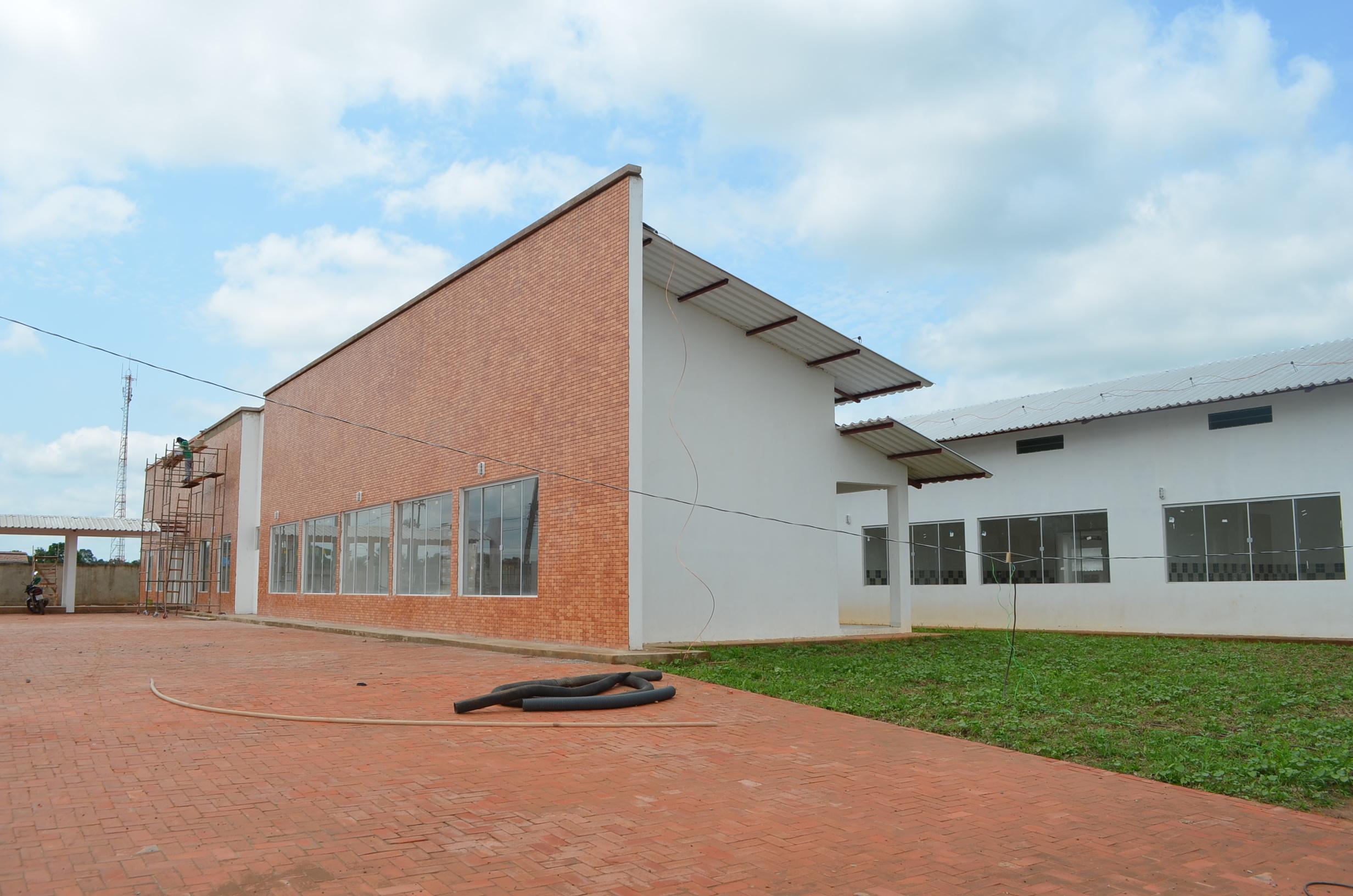 Educação inaugura escola militar de Senador Guiomard em dezembro