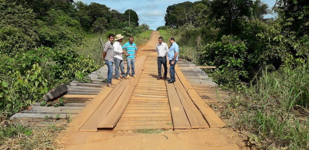Governo e prefeitura de Plácido de Castro se unem pelos produtores do Ramal Novo Horizonte