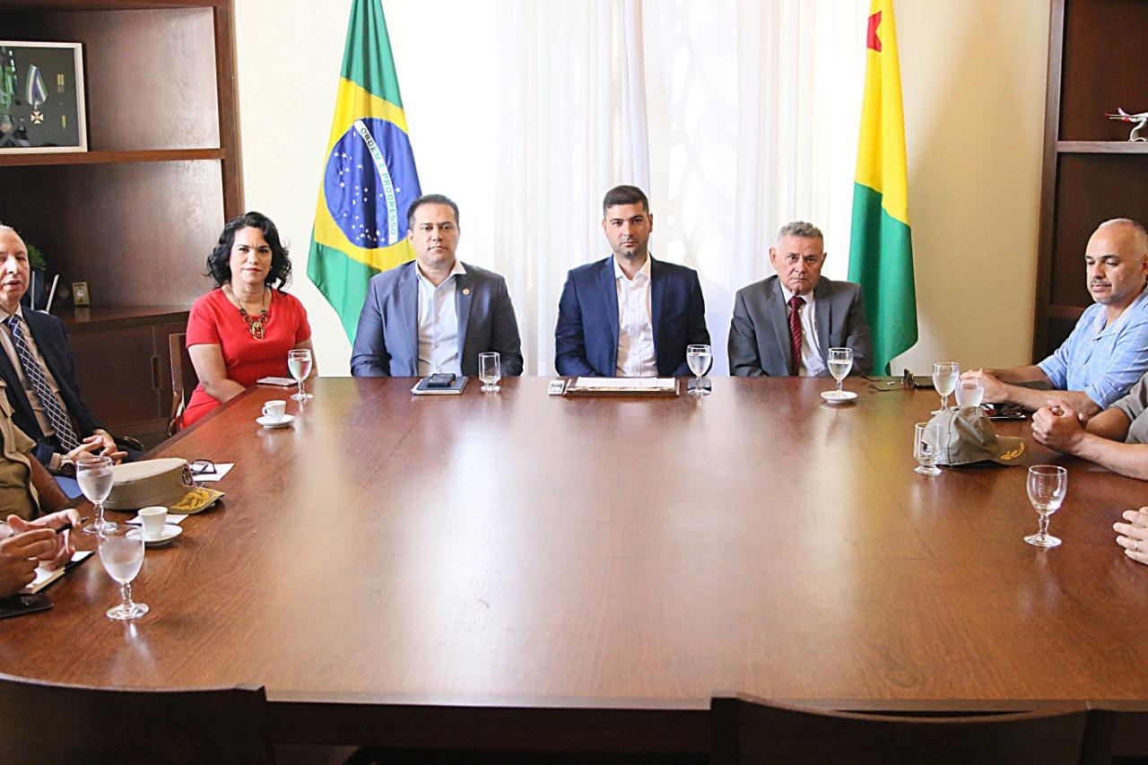 Executivo, Legislativo, Judiciário e MP unem forças no combate à violência