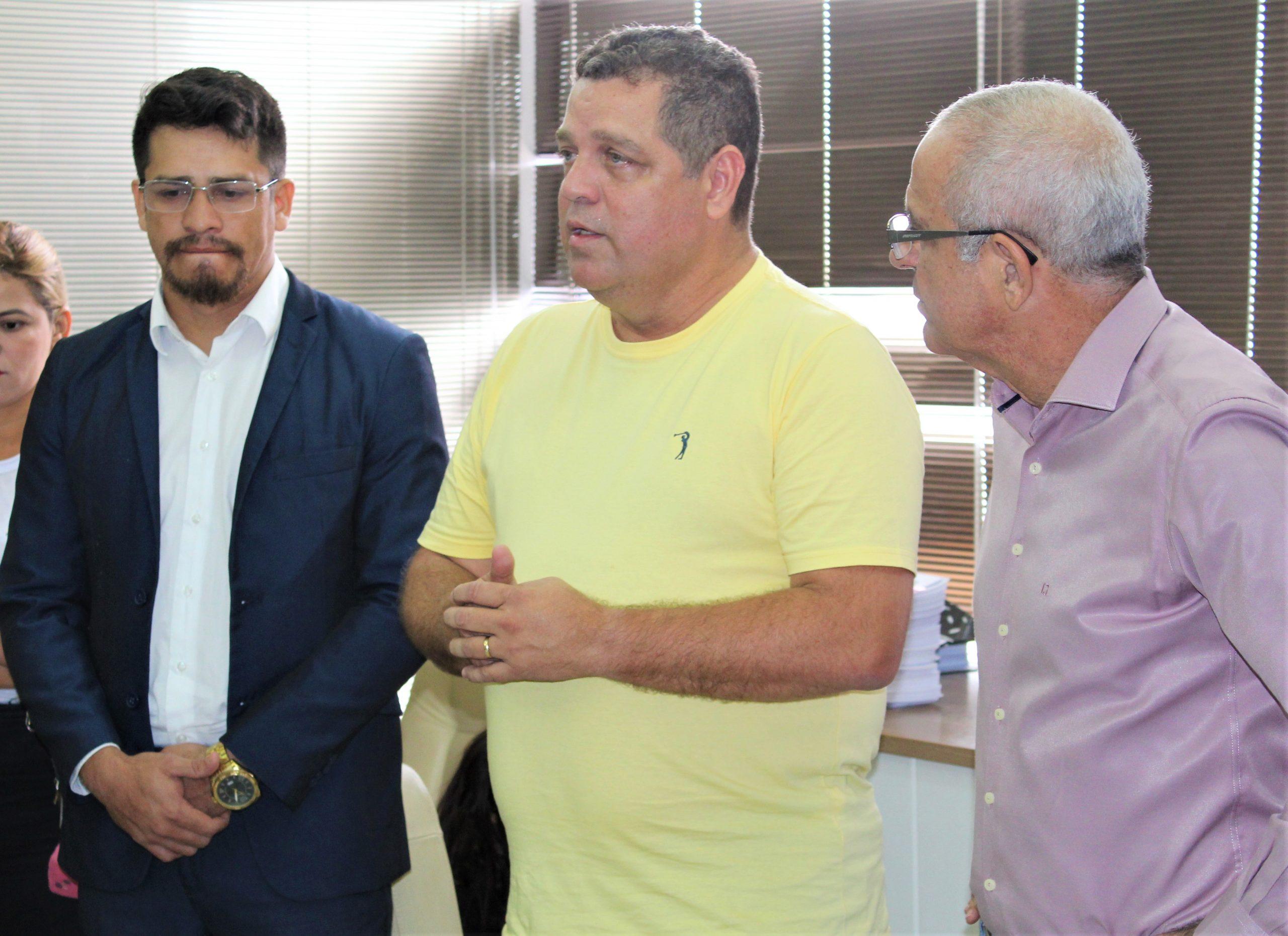 Major Rocha participa de posse do novo diretor de operações do Detran