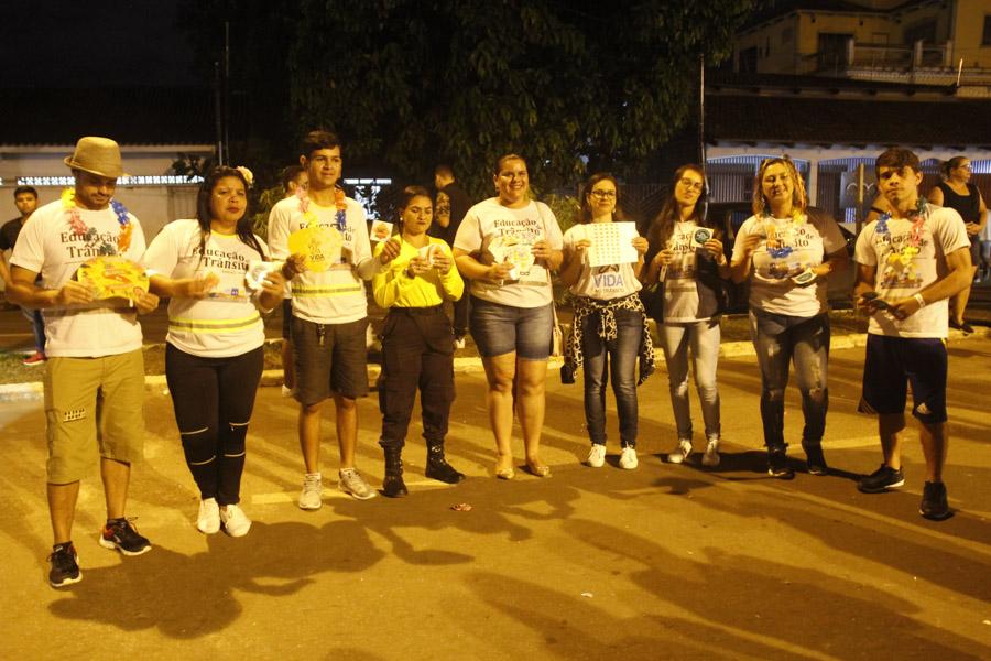 Detran promove educação de trânsito durante o carnaval em municípios do Acre