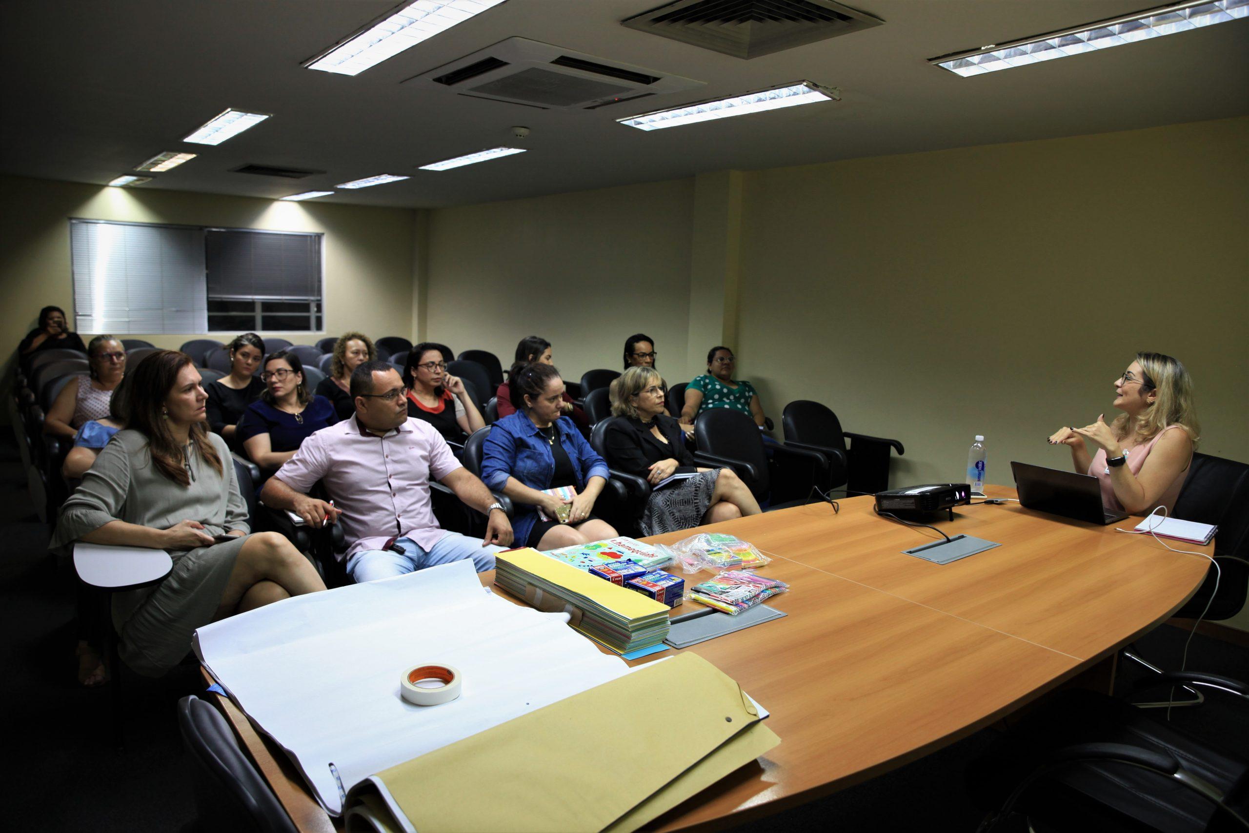 Sesacre realiza oficina para apresentação do Plano Estadual de Saúde