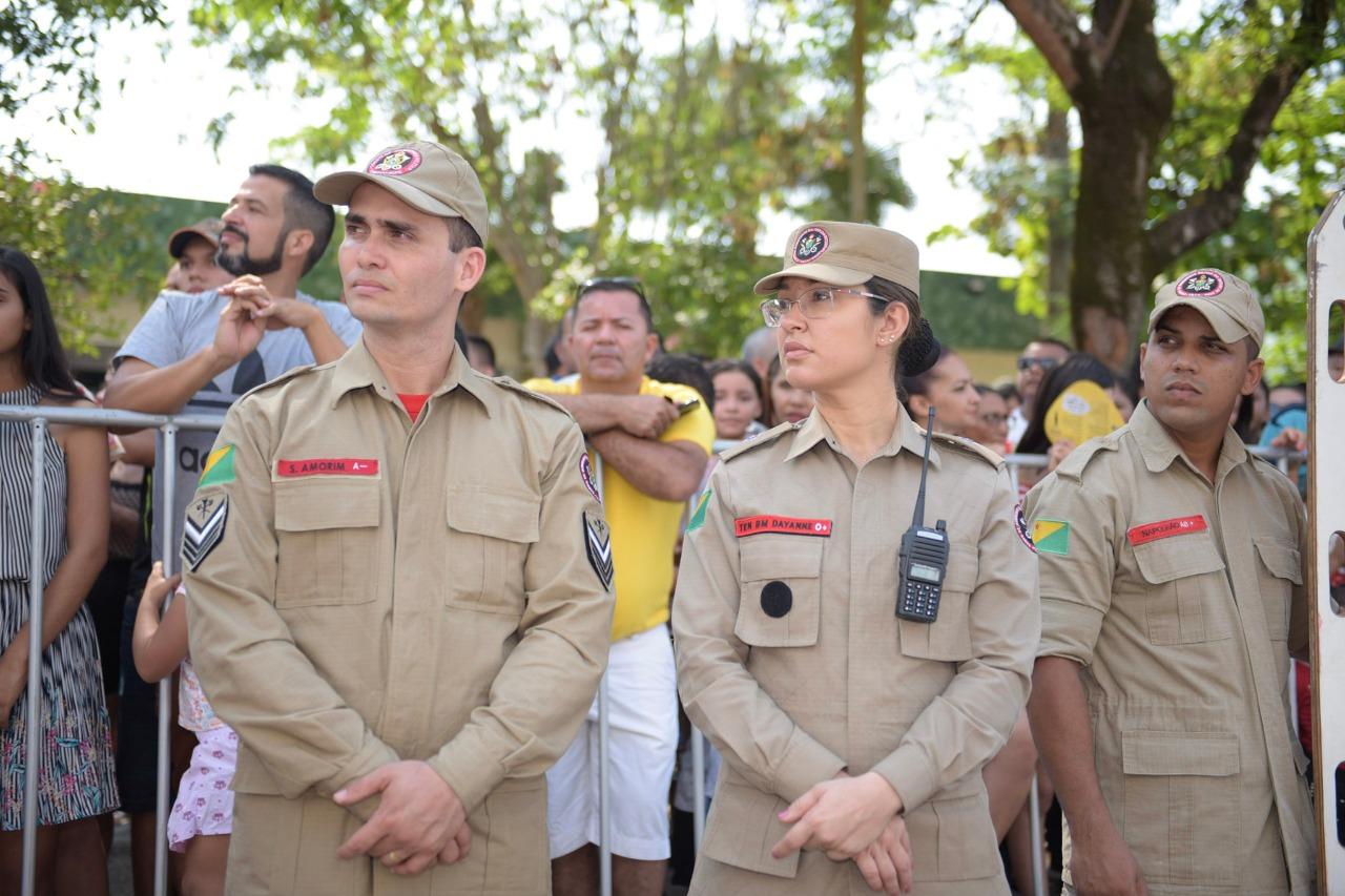 Corpo de Bombeiros fará trabalho preventivo nas programações de Carnaval