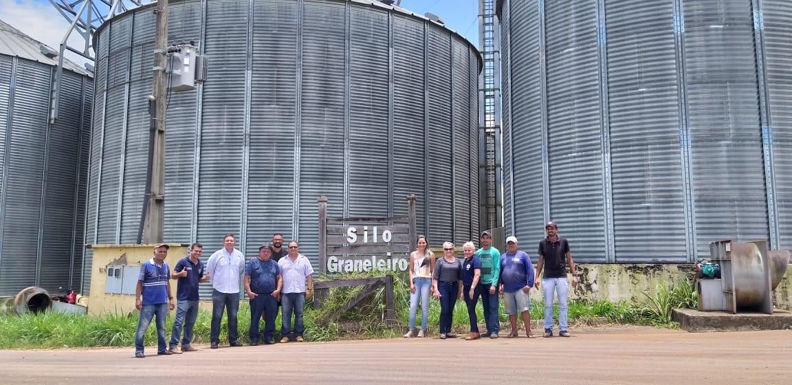 Estado reestrutura silo de Brasileia para atender melhor os produtores