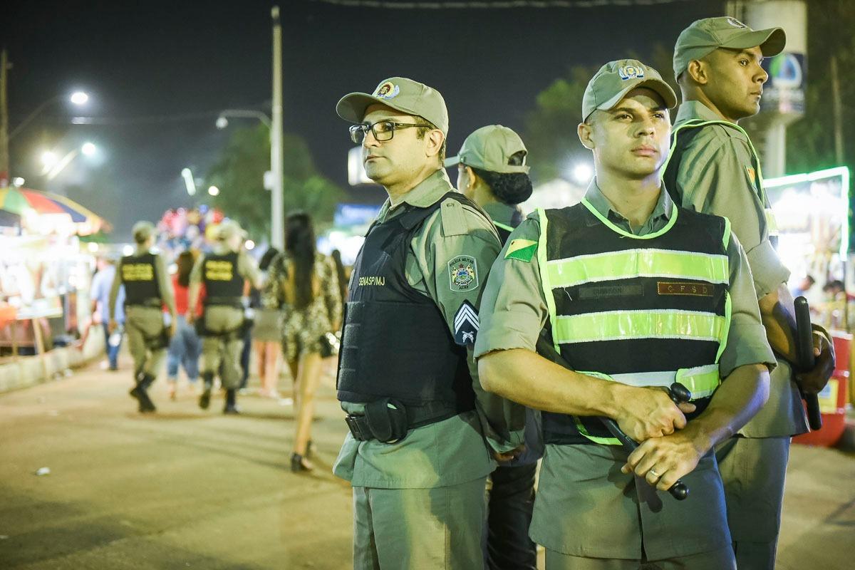 Estado dá dicas de segurança para o Carnaval 2020