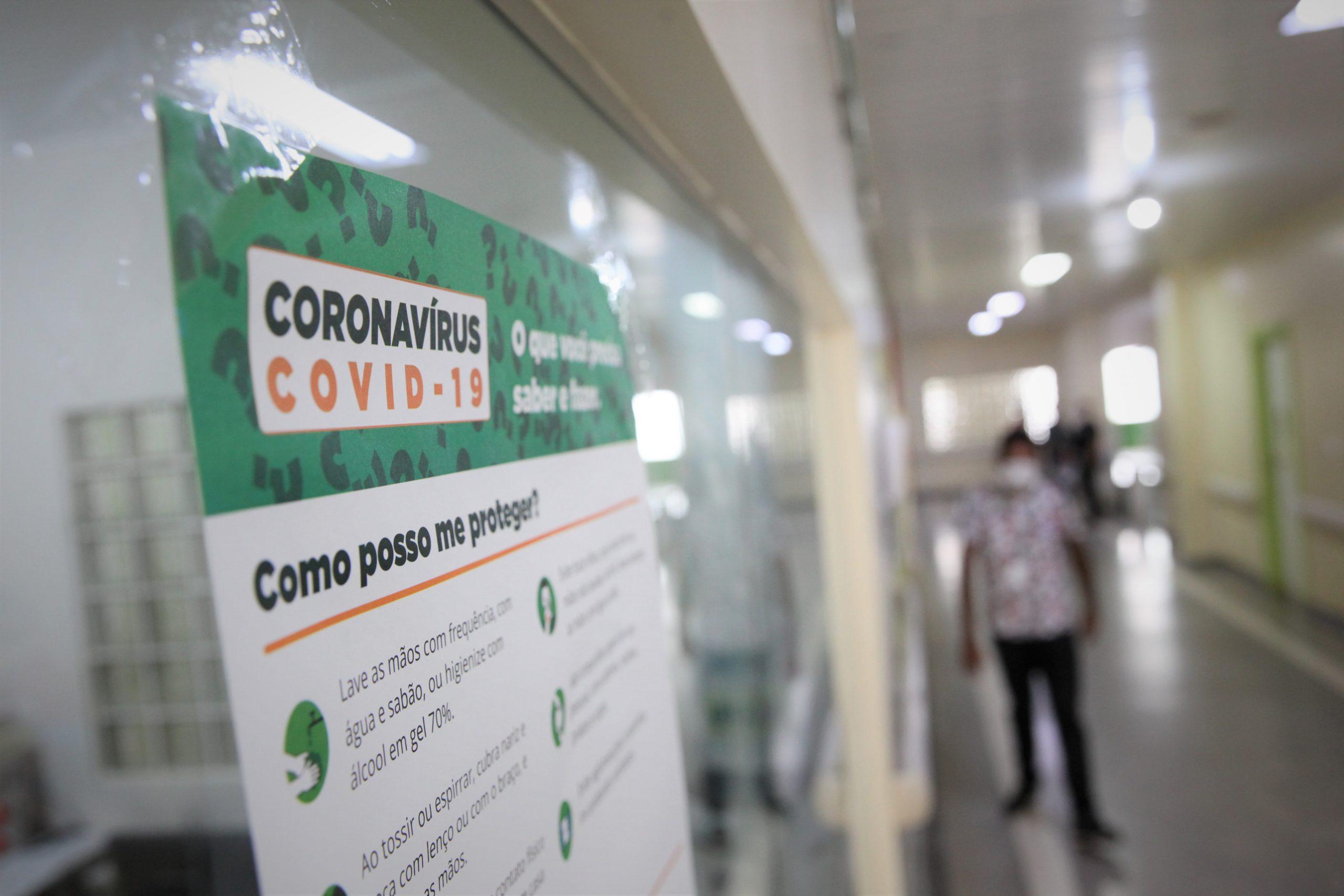 Idoso com Covid-19 já está internado na UPA do Segundo Distrito
